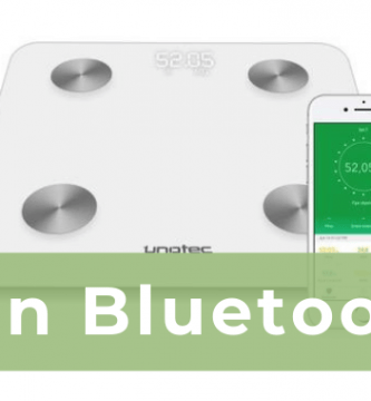 comprar bascula digital con bluetooth